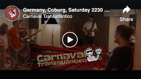 Carnaval Transatlântico shout out