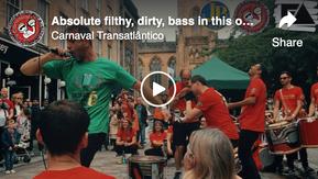 ECT with Carnaval Transatlântico