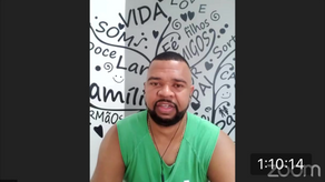 Bateria Q&A with Mestre Dudu