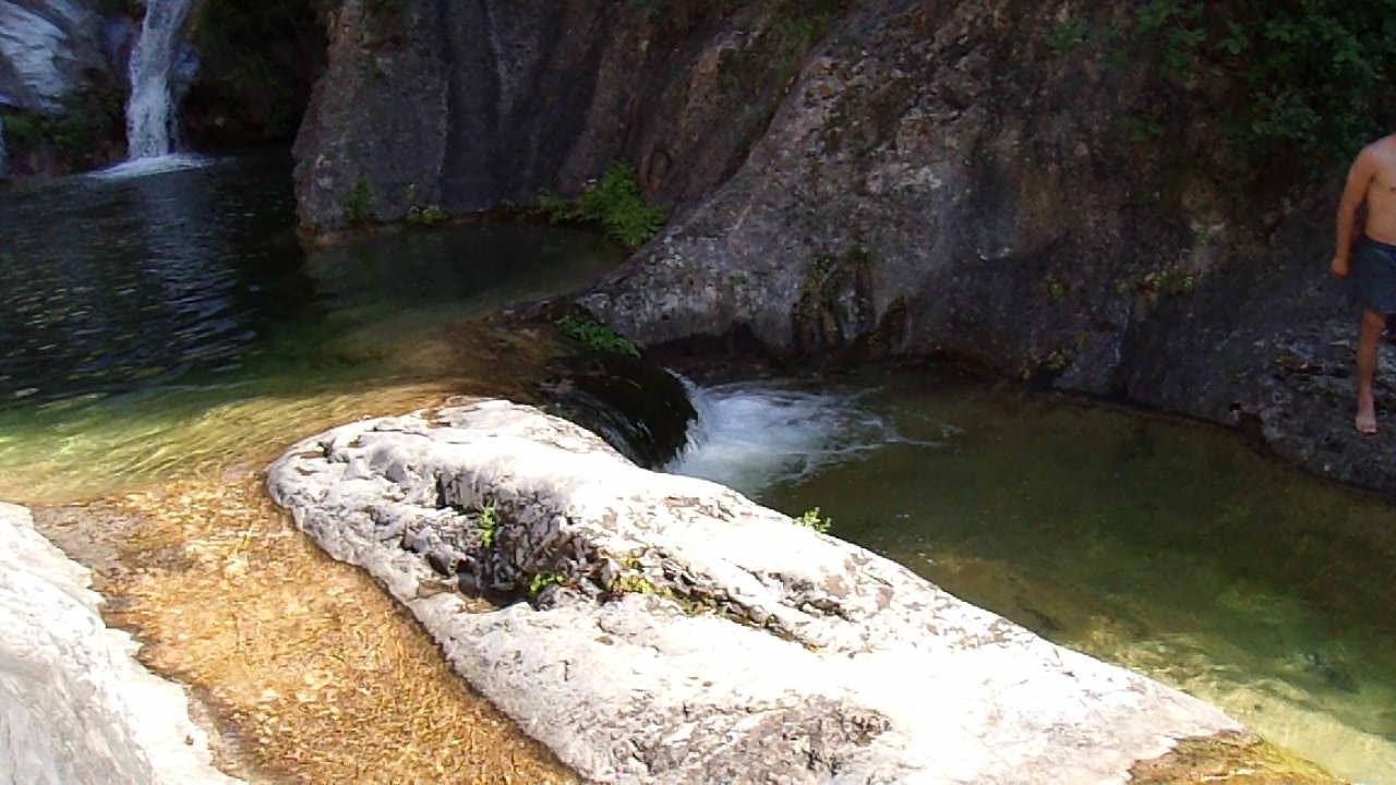 Olympus Waterfalls
