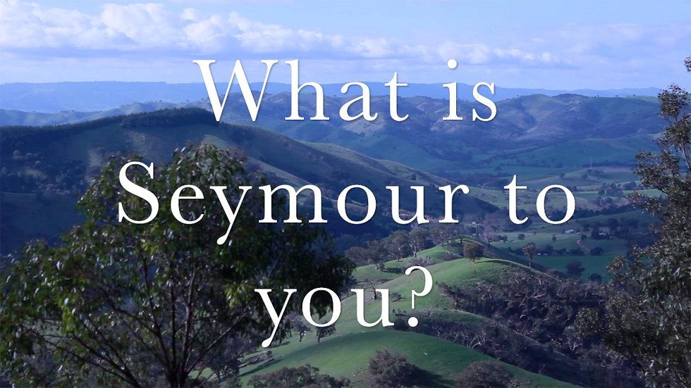 Seymour is?