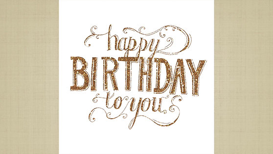 Musical Messages - Happy Birthday!