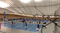 Toop O Toor Training at Harry Jerome Sports Centre, Burnaby