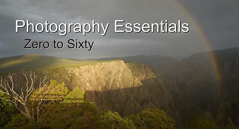 photography essentials: zero to sixty-HD 1080p