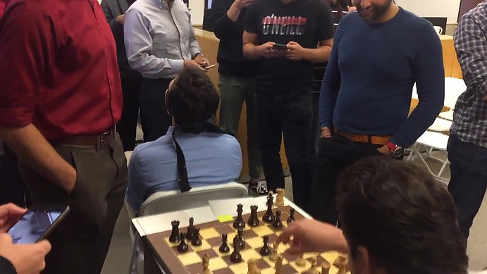 Nick Desai vs Luke Vellotti