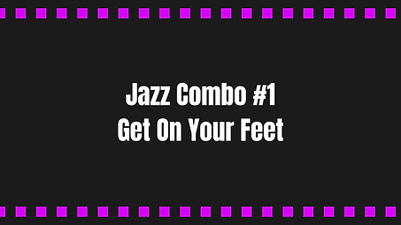 Jazz Combo #1