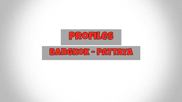 Russian Escort Profiles in Bangkok and in Pattaya