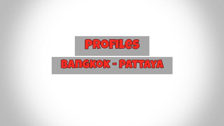 Russian Escort Profiles in Bangkok and in Pattaya