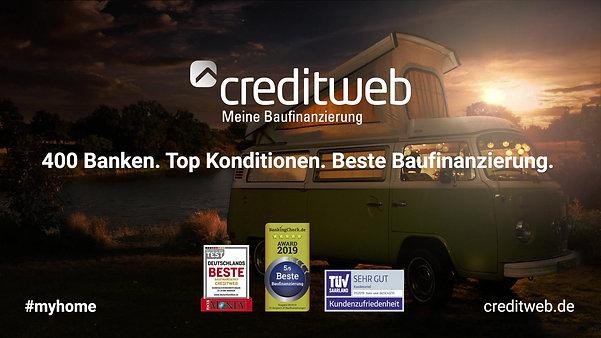 CREDITWEB TV SPOT