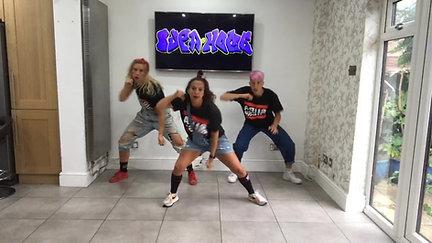 DanceFit (HIIT it up)