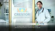Crestor TV Commercial, White Building