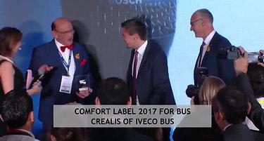 Winners Busworld Awards at Busworld Awards Night