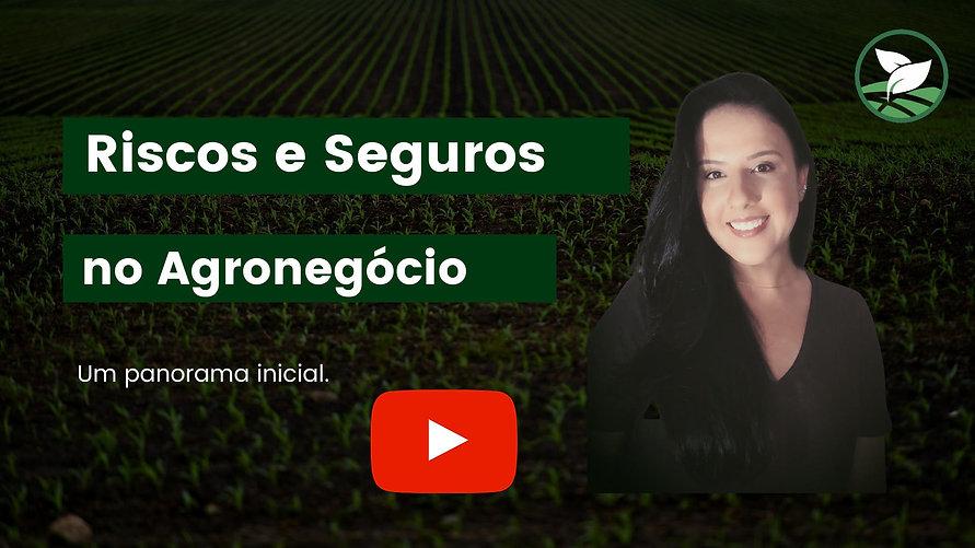 Gestão - Riscos - Agronegócio - Seguros