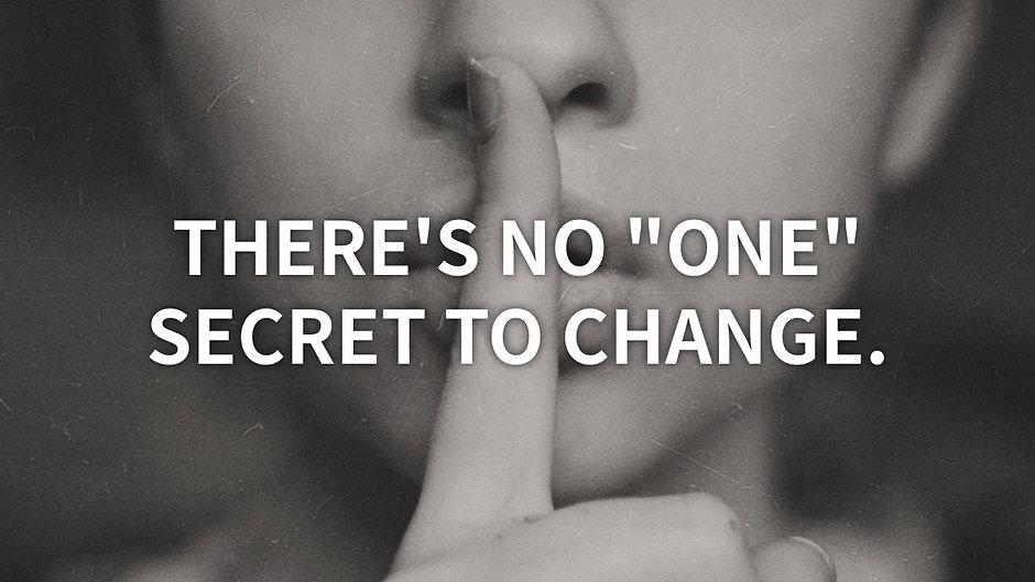 40 SECRETS