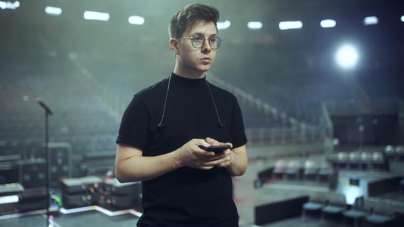 Fabian Wegerer - Lanxess Arena