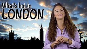 'What's hot in London' Videoblogg