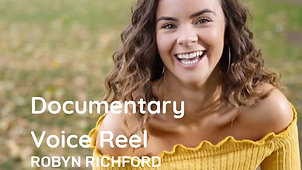 Documentary Voiceover Reel