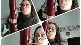 """Take Five"" for Bassoon Quartet"