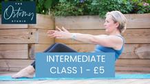 Intermediate - Class 1