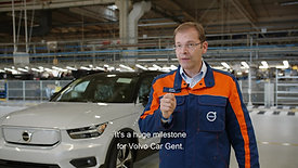 Volvo Car Gent - XC40 Recharge