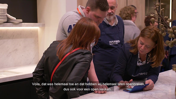 DSM keukens - Batibouw