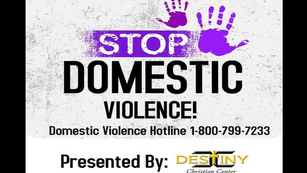 DCC Domestic Violence Awareness