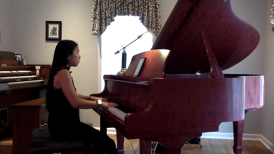 Clips from Student Recital August 2020