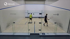 "New Squash ""Sides"" Game"