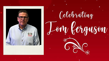 Celebrating Tom Ferguson