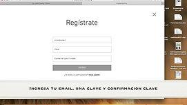 Como registrarse Academia Onlinev2