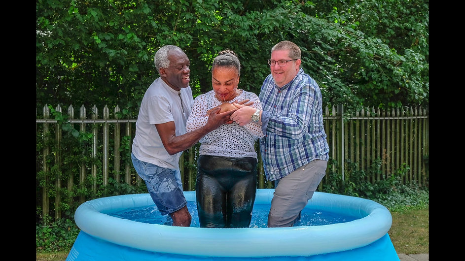 King's Baptisms 14/07/2019
