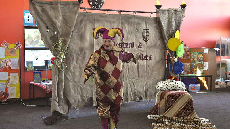Tales of Jesters & Jousters