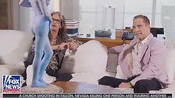 "Steven Tyler interview on ""Objectified"" TV show"