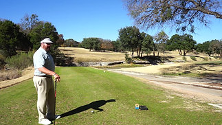 Historic Golf Courses of Texas - Playing with the Pro at Georgetown Country Club