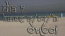 La INDIA / Abril´13 - Día 7 - Dubai