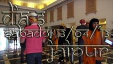 La INDIA / Abril´13 - Día 5 - Jaipur + Samode