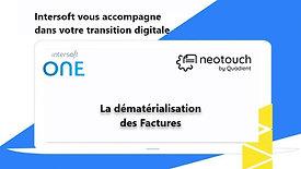 Neotouch : Factures électroniques