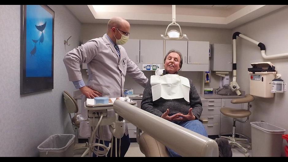 Facial Prosthesis Patient
