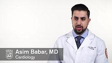 Cardiologist Asim Babar, MD