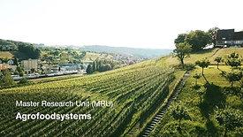 ZHAW (2018) - Agrofoodsystems