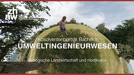 "ZHAW (2019) - BSc-Absolventenporträt ""Biologische Landwirtschaft und Hortikultur"""