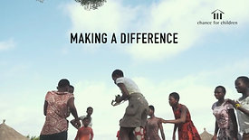 Chance for Children (2018) - Making a difference