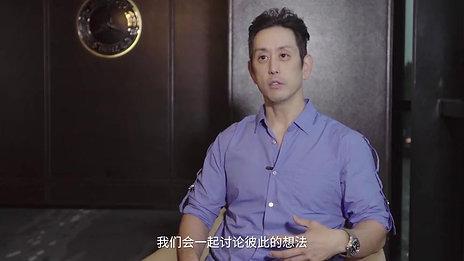 Joe Hahn Interview with NOWRE TV