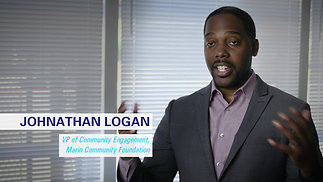 Johnathan Logan, Marin Community Foundation
