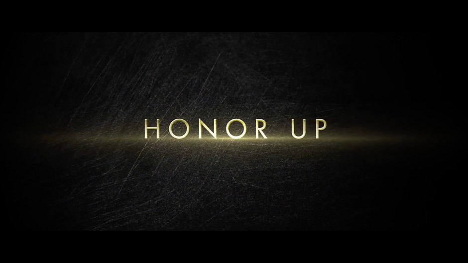 HONOR UP Trailer 1