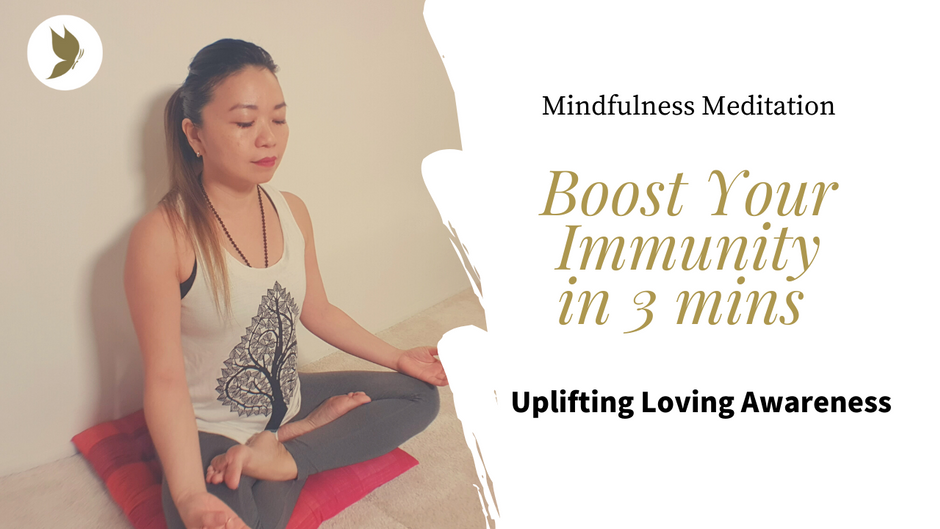 Boost Your Immunity in 3 Mins