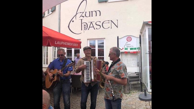 Trio Espresso Demo