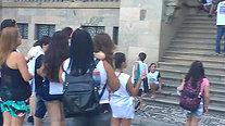 Grupo Transporte Legal em Visita ao Castelo Fiocruz-Museu da Vida