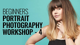 BEGINNERS PORTRAIT WORKSHOP - 4