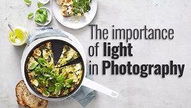 IMPORTANCE OF LIGHT IN PHOTOGRAPHY